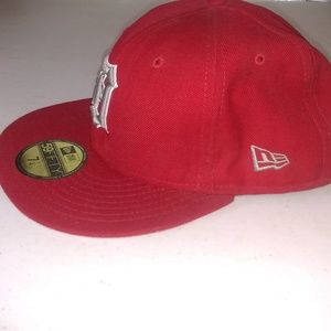 New Era Other - Detroit Tigers 59fifty 7 1/4 Fitted Baseball Hat